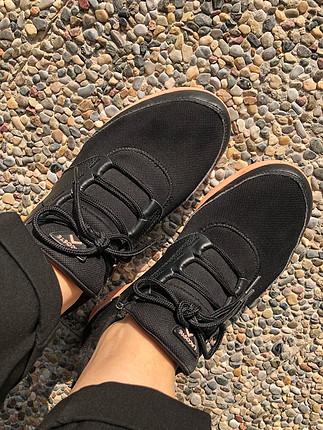 40 Beden siyah Renk Lacoste spor ayakkabı