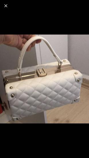 Beyaz Çanta (beyaz)