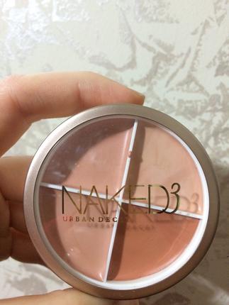 Naked 3 3lü seti