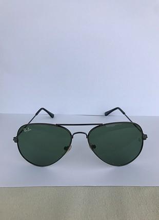 universal Beden siyah Renk Rayban güneş gözlüğü