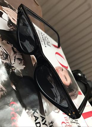 universal Beden Vintage Cateye Gözlük