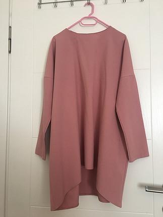 Tunik bluz sweatshirt