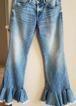 Zara Denim Pantolon Zara