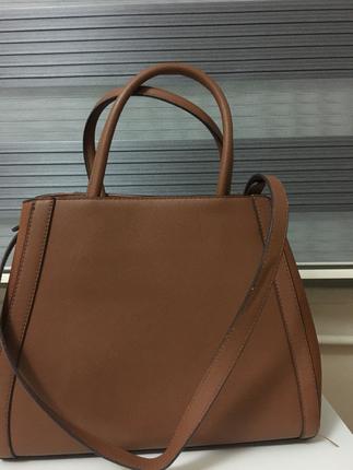 Mango büyük kol çantası