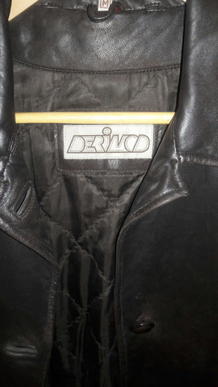 Derimod Vintage deri ceket