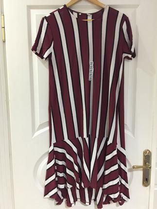 Zara Trend Elbise Günlük elbise