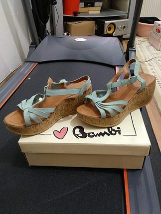Rahat sandalet ayakkabı