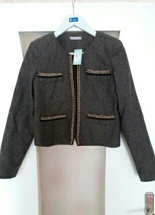 Yeni Ceket Deri ceket