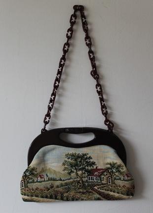 Vintage Love vintage çanta