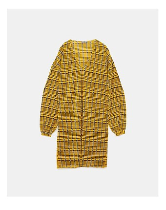 Zara tunik elbise
