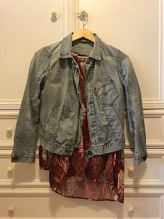 Levi?s jean ceket