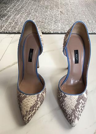 13 pont inci deri ayakkabı
