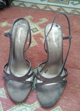 Yazlık Ayakkabı Vogue