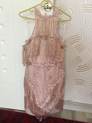 36 Beden Abiye elbise