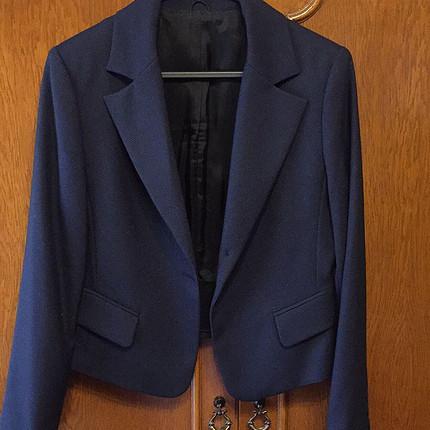 Markasız Ürün Bayan ceket etek takım