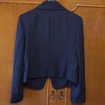 42 Beden Bayan ceket etek takım