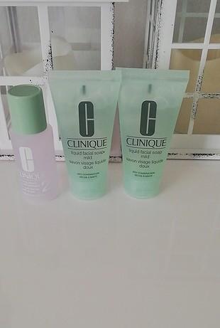 CLINIQUE 2ADET 30 ML LİQUİD FACİAL SOAP