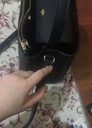 xs Beden siyah Renk Zara çanta