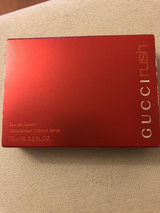 Gucci Rush orijinal parfüm
