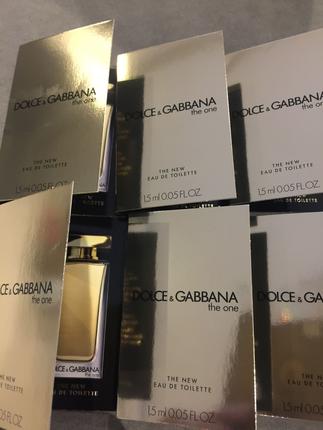 Dolce Gabbana the one bayan parfümü
