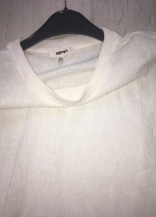 b2082365345cf Gardrops · Kadın · üst · bluz · Koton. Beyaz bluz