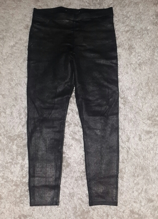 Işıltılı Tayt Pantolon