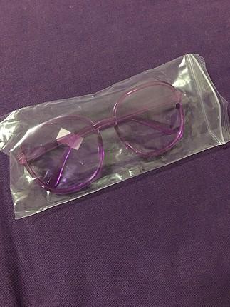 Aksesuar gözlük