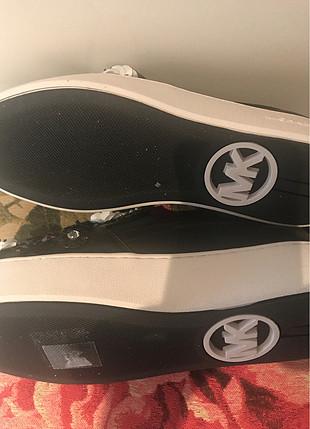 38 Beden siyah Renk Sıfır MICHAEL KORS Ayakkabı