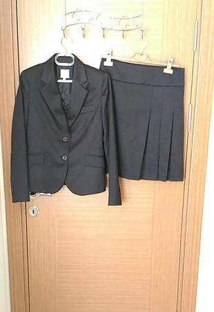 siyah ceket takım