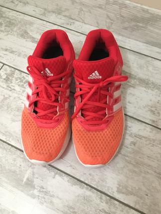 38,5 Adidas Orjinal Koşu Spor Ayakkabısı Adidas