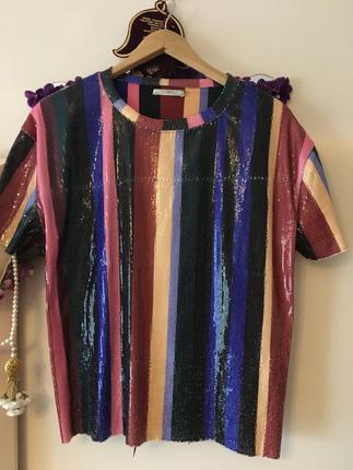 Zara Payet Ust T-shirt