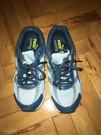 Puma running orjinal spor ayakkabı