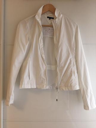 Beyaz Mont Dış giyim