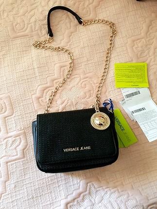 versace çanta sıfır