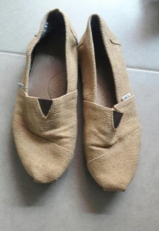 Toms Hasır Ayakkabı TOMS