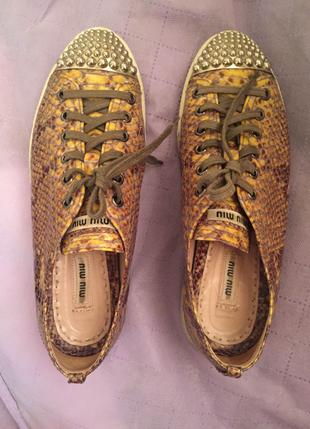 Miu Miu Ayakkabı
