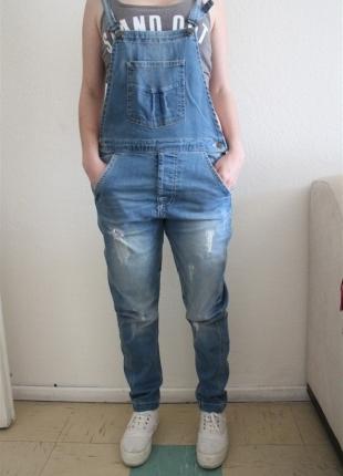 askılı pantolon