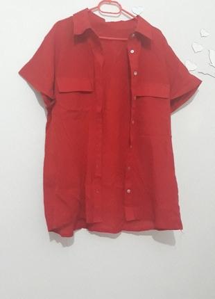 Kirmizi Gömlek Gömlek