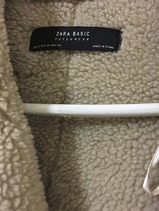 Zara Zara kalın biker ceket