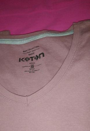 koton basıc tişört