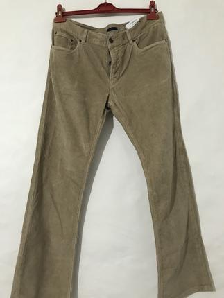 Orjinal prada kadife pantolon