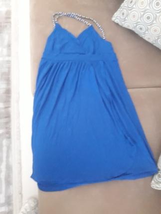çapraz askılı mudo elbise