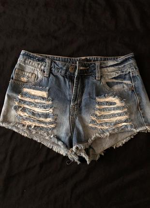 Tally Weijl Kot booty shorts