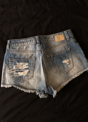 34 Beden Kot booty shorts