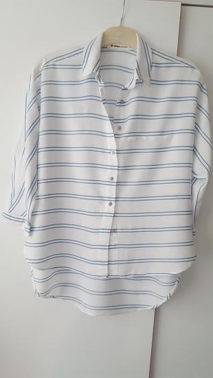 Gömlek çizgili