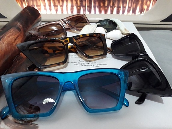 universal Beden en trend gözlükler