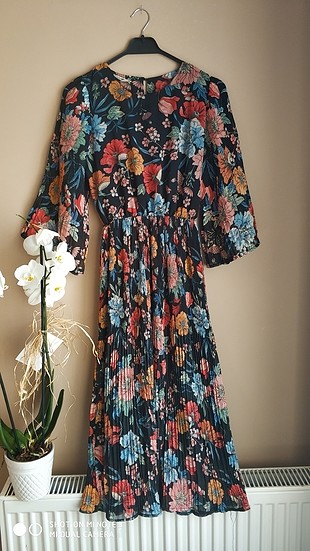 günlük uzun elbise