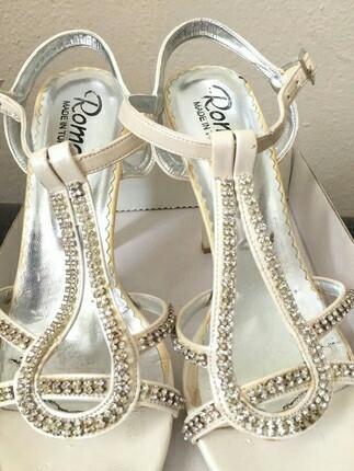 Abiye Topuklu Ayakkabı