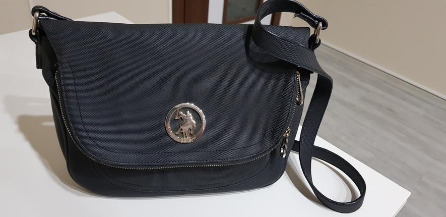 Az Kullanılmış Postacı Çanta U.S Polo Assn.
