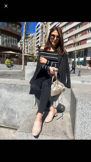 Zara Nude Ayakkabı Zara